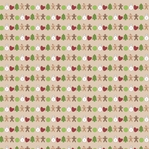 Cookie Time: Christmas Cookies 12 x 12 Paper