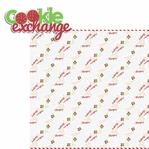 Cookie Time: Cookie Exchange 2 Piece Laser Die Cut Kit