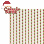 Cookie Time: Cookies for Santa 2 Piece Laser Die Cut Kit