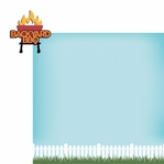 Cookout: Backyard BBQ 2 Piece Laser Die Cut Kit