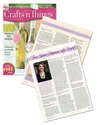 Crafts 'n Things Magazine - Turn Your Passion Into Profit - March 2007 Issue