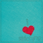 Crafty: Stitching 12 x 12 Paper