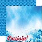 Cruise 12 x 12 Double-Sided Cardstock