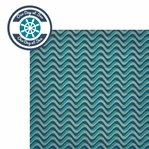 Cruisin': Our Day at Sea 2 Piece Laser Die Cut Kit