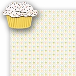 Cupcake 2 Piece Laser Die Cut Kit