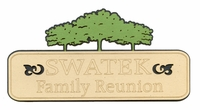 Custom Family Reunion Laser Die Cut