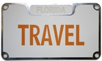 Custom License Plate Laser Die Cut