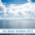 Custom Ocean View 12 x 12 Paper-<font color=red> <b>we ♥ this</b></font>