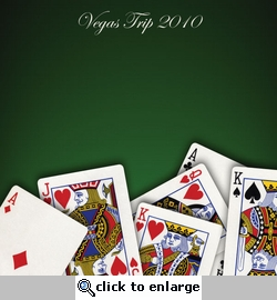 Custom Playing Cards 12 x 12 Paper