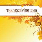 Custom Thanksgiving Header 12 x 12 Paper