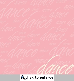 Dance: Just Dance 12 x 12 Double-Sided Paper