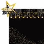 Dance: Star is Born 2 Piece Laser Die Cut Kit