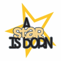 Dance: Star is Born Laser Die Cut