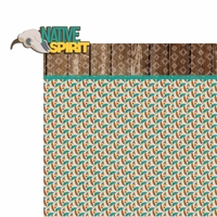 Desert Spirit: Native Spirit 2 Piece Laser Die Cut Kit