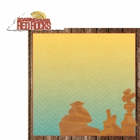 Desert Spirit: Soaring Over 2 Piece Laser Die Cut Kit