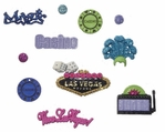Destination Las Vegas Buttons