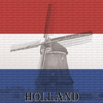 Destinations: Holland 12 x 12 Paper
