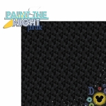 Diamond Celebration: Paint the night 2 Piece Laser Die Cut Kit