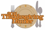 Digital Download: 2011 Thanksgiving Dinner Laser Die Cut