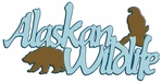 Digital Download: Alaskan Wildlife Laser Die Cut