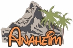 Digital Download: Anaheim Laser Die Cut