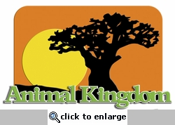 Digital Download: Animal Kingdom Laser Die Cut