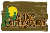Digital Download: At The Campground Laser Die Cut