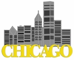 Digital Download: Chicago Laser Die Cut