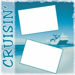 Digital Download: Cruisin' 12 x 12 Paper