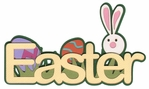 Digital Download: Easter Laser Die Cut