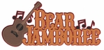 Digital Download: Frontier Land: Bear Jamboree Laser Die Cut