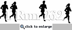 Digital Download: I Run 26.2 Laser Title Cut