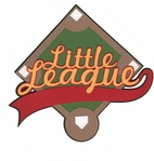 Digital Download: Little League Laser Die Cut