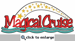 Digital Download: Magical Cruise Laser Die Cut