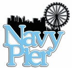 Digital Download: Navy Pier Laser Die Cut