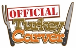 Digital Download: Official Turkey Carver Laser Die Cut
