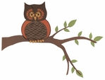 Digital Download: Owl Laser Die Cut