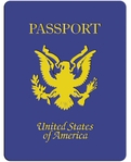 Digital Download: Passport Laser Die Cut