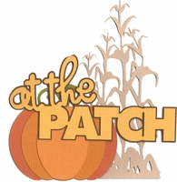Digital Download: Pick of the Patch: At The Patch Laser Die Cut