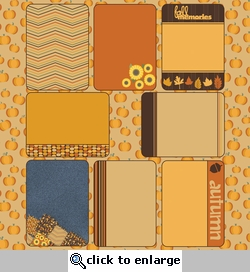 Digital Download: Pick of the Patch: Journaling Cards