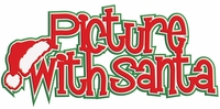 Digital Download: Picture With Santa Laser Die Cut