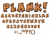 Digital Download: Plank! Alpha Set