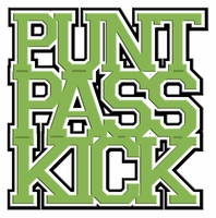 Digital Download:Punt Pass Kick 3-Layer Laser Die Cut