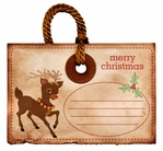 Digital Download: Reindeer Tag