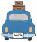 Digital Download: Road Trip Laser Die Cut