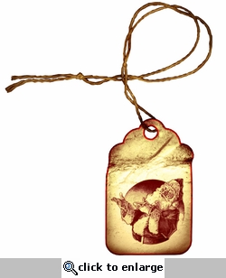 Digital Download: Santa Tag