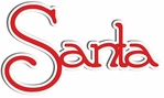 Digital Download: Santa Title Cut