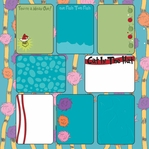 Digital Download: Seuss: Journaling Cards