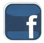 Digital Download: Social Media: Facebook Laser Die Cut