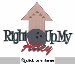 Digital Download: Spare Me: Right Up My Alley Die Cut